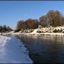Winter 2010, downstream from Bunclody (2)