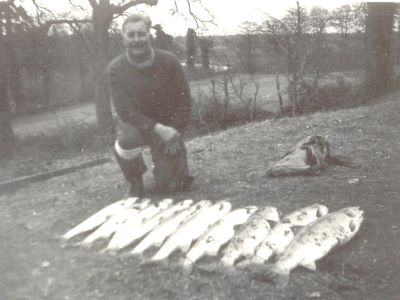 The old days Tom Foxton 4 March 1955